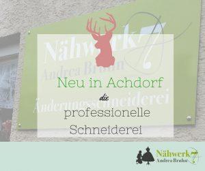 Neu in Achdorf
