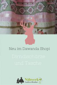 Neues im Dawanda Shop