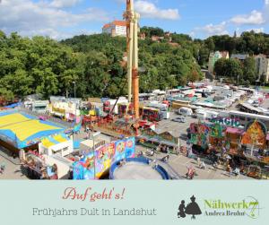 Ab morgen wieder Dult in Landshut